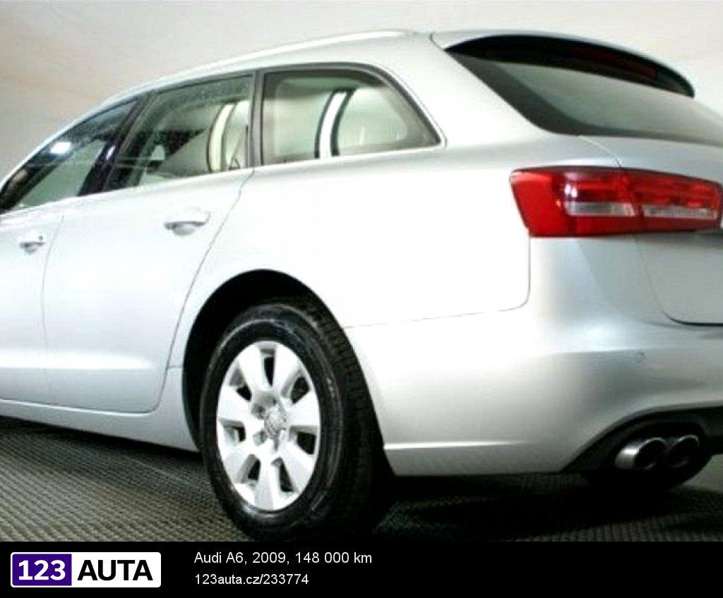 Fotogalerie Audi A6 2009 Autonoto Cz