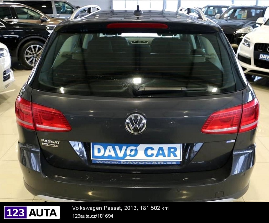 Fotogalerie Volkswagen Passat 2013 Autonoto Cz